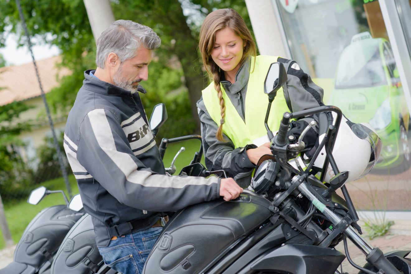 Six Factors to Consider when Buying a Motorbike