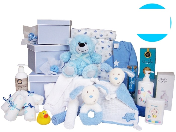 Get the Baby Hampers Delivered at your Doorsteps with Ease