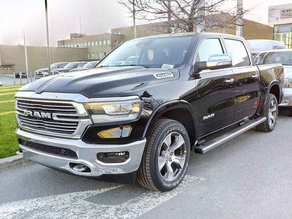 What are the Benefits of Buying a New RAM truck for sale this year?
