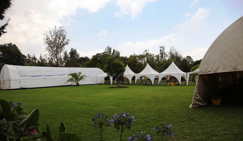 Rental Of Tents For Events