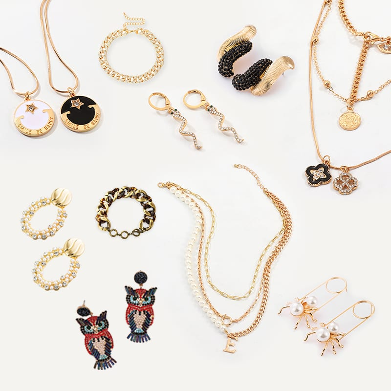 Advantages of Wholesale Jewelry